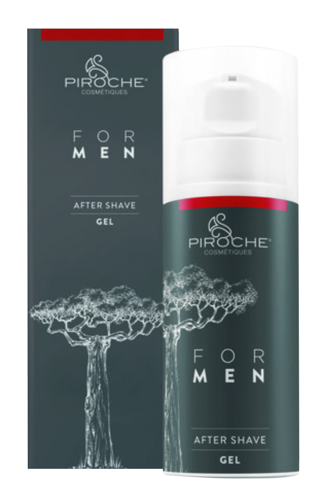 Piroche for men after shave gel